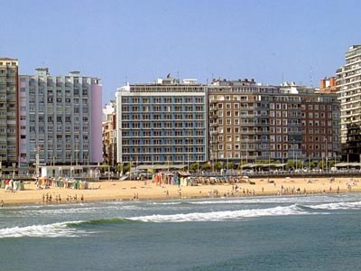 Hoteles 4 y 5 buscaprof for Hotel arena gijon