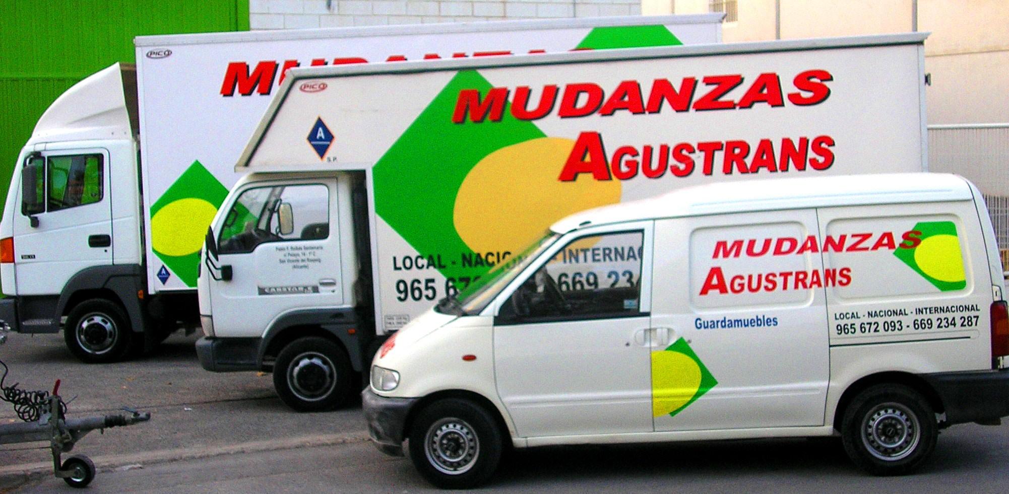 empresa de mudanzas en alicante: